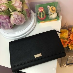 Kate Spade folding wallet